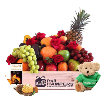 Testimonial igift Fruit Hampers