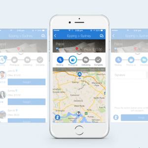 Stay In Control of Your Deliveries and Receive Notifications Every Step of the Way