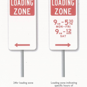 Who Can Use Loading Zones?
