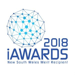 Success! Go People receives a Merit Certificate at the 2018 iAwards